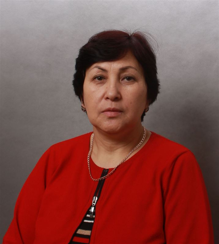 Домработница Кульмира Мурсалиевна