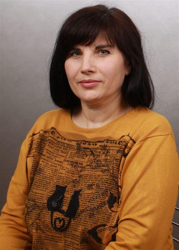 Повар Анжела Андреевна