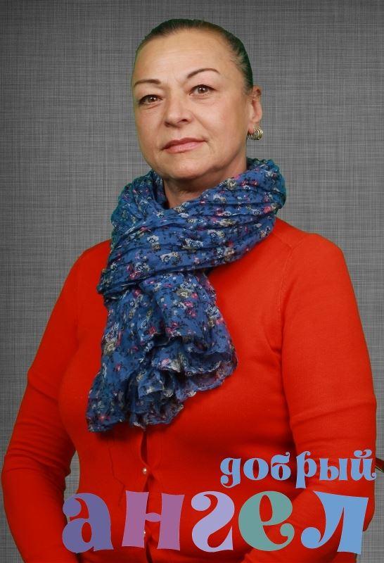 Гувернантка Елена Викторовна