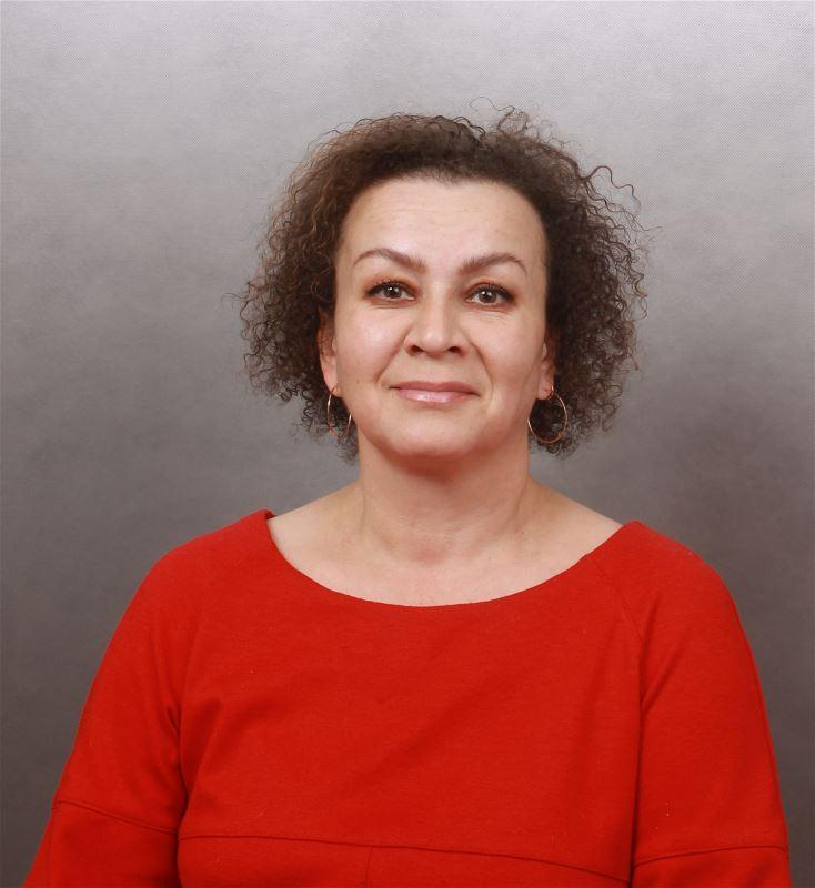 Домработница Альфия Марисовна