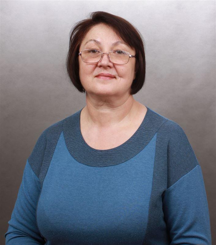 Домработница Ольга Андреевна