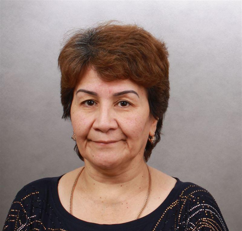 Домработница Анорхон Тожибаевна