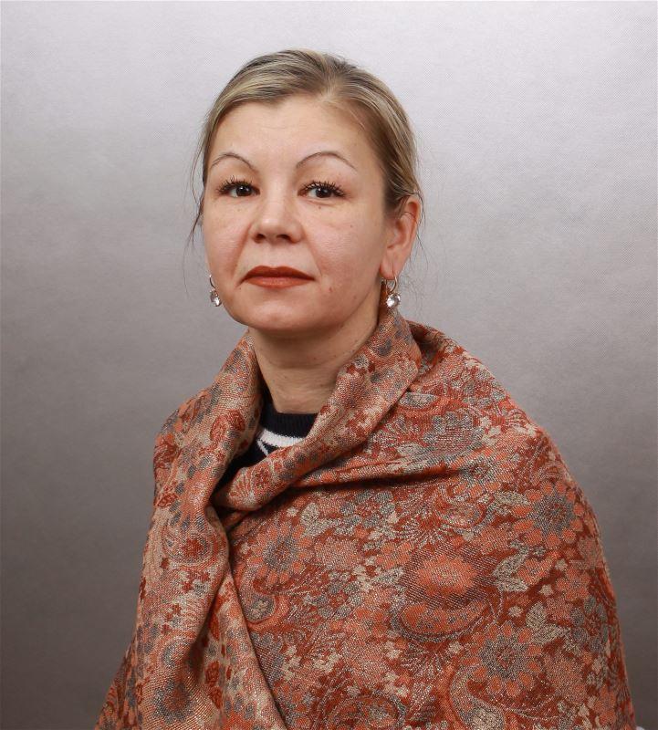 Домработница Алёна Сергеевна