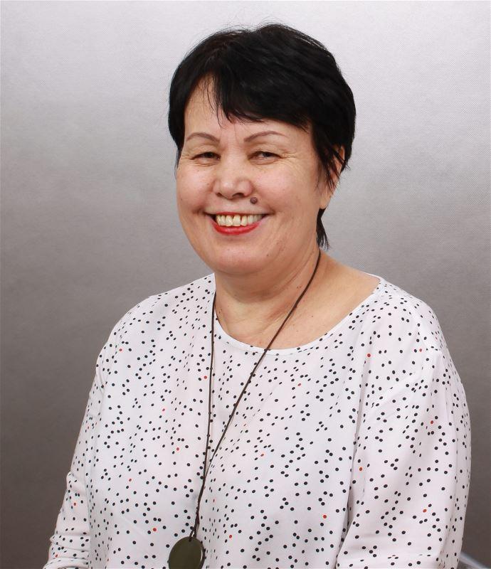 Домработница Замира Абдуллаевна