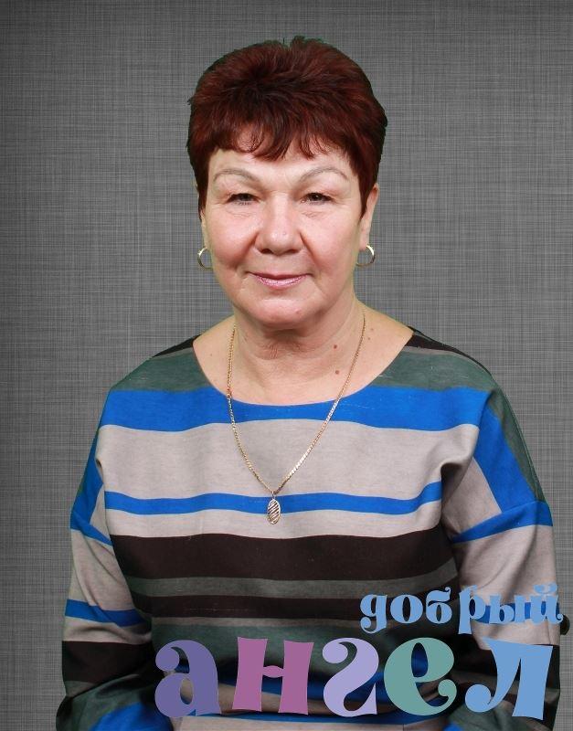Няня Надежда Николаевна