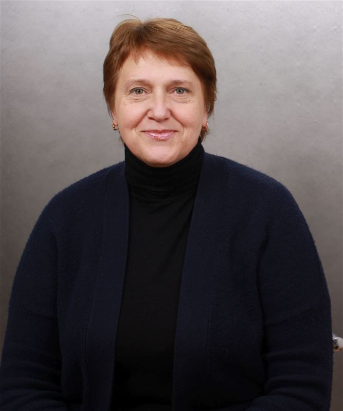 Домработница Людмила Ивановна