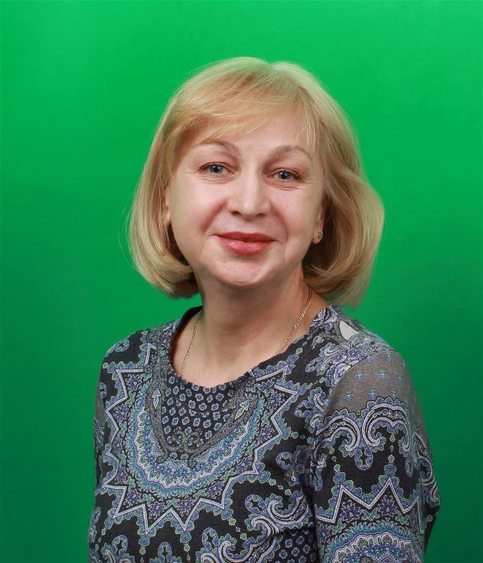 Няня Елена Витальевна