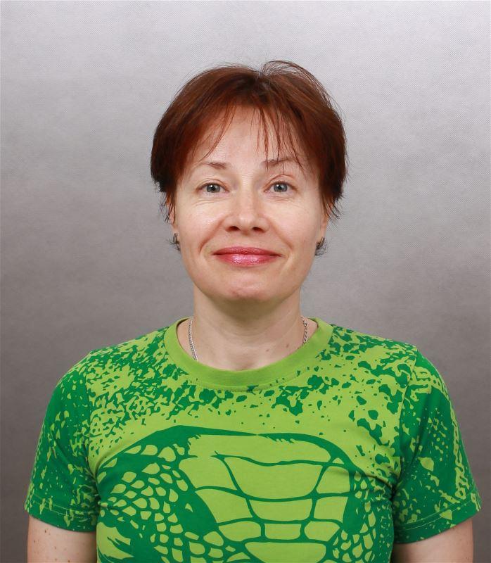 Домработница Елена Леонидовна