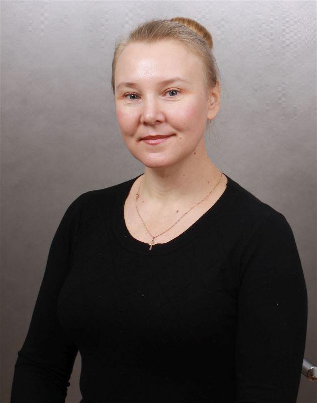 Домработница Елена Фёдоровна
