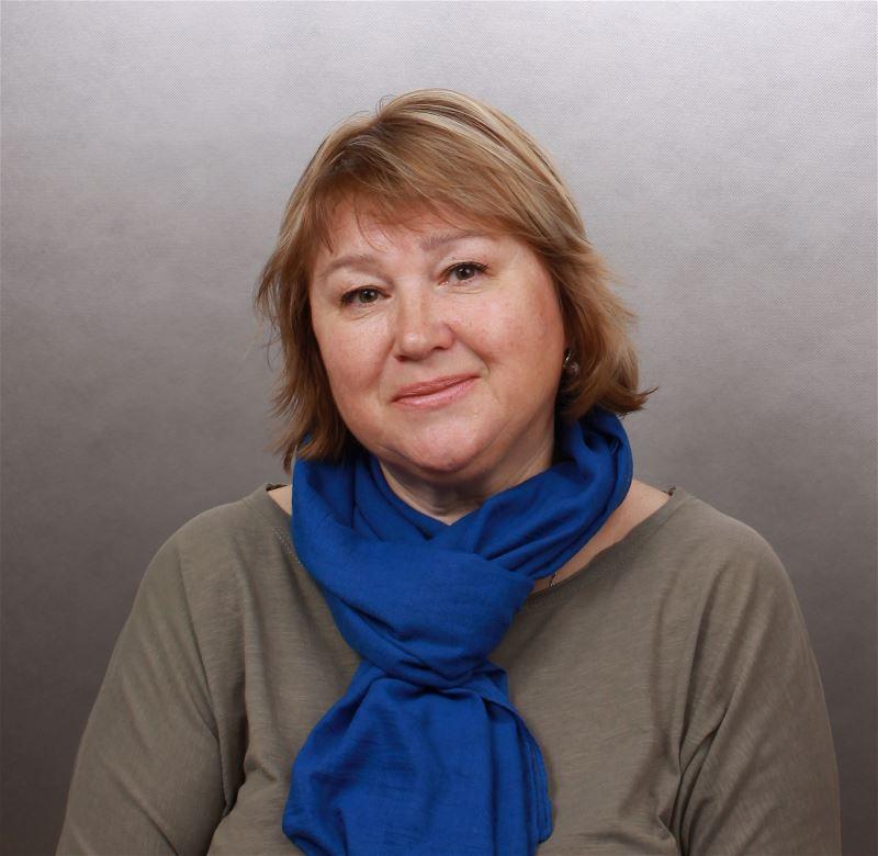 Домработница Ольга Леонидовна