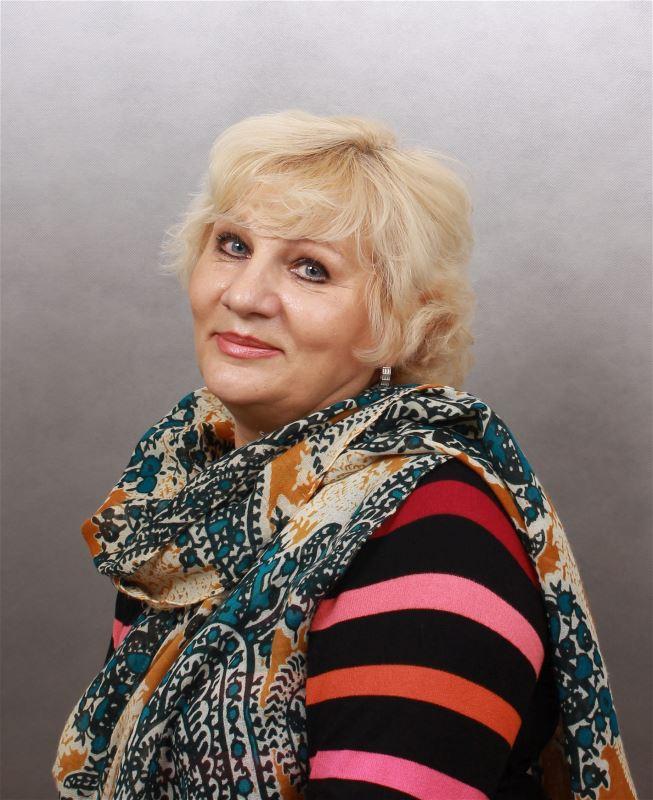 Сиделка Лариса Федоровна