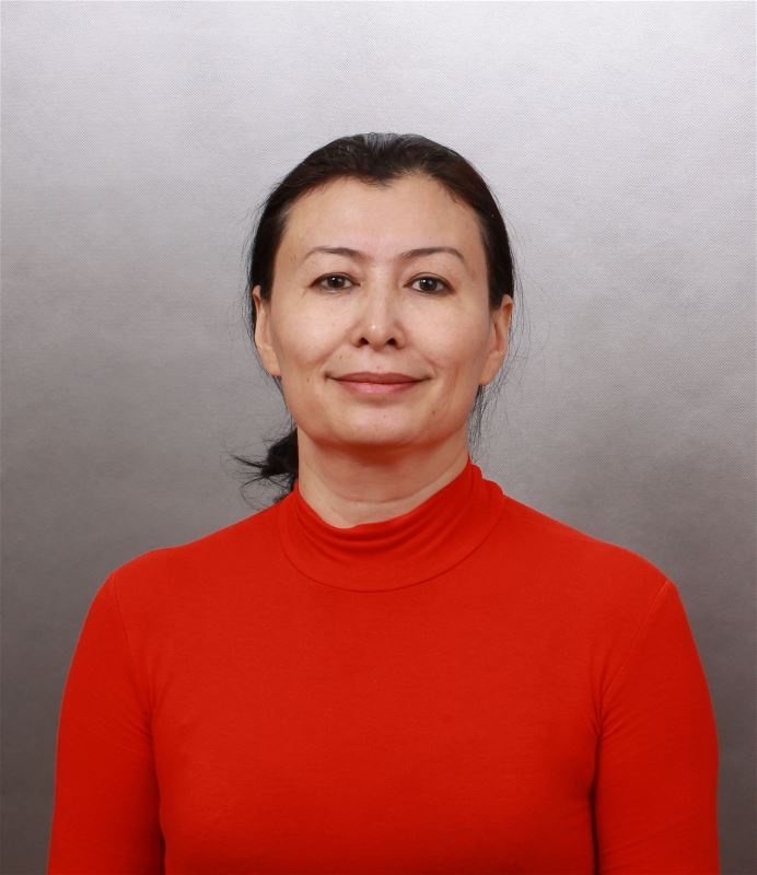 Домработница Гулноза Муллажоновна