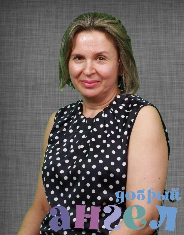 Домработница Светлана Петровна