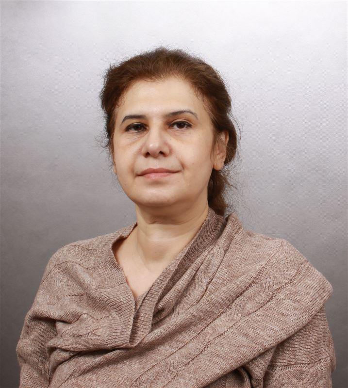 Домработница Севинджи Фуад Кызы
