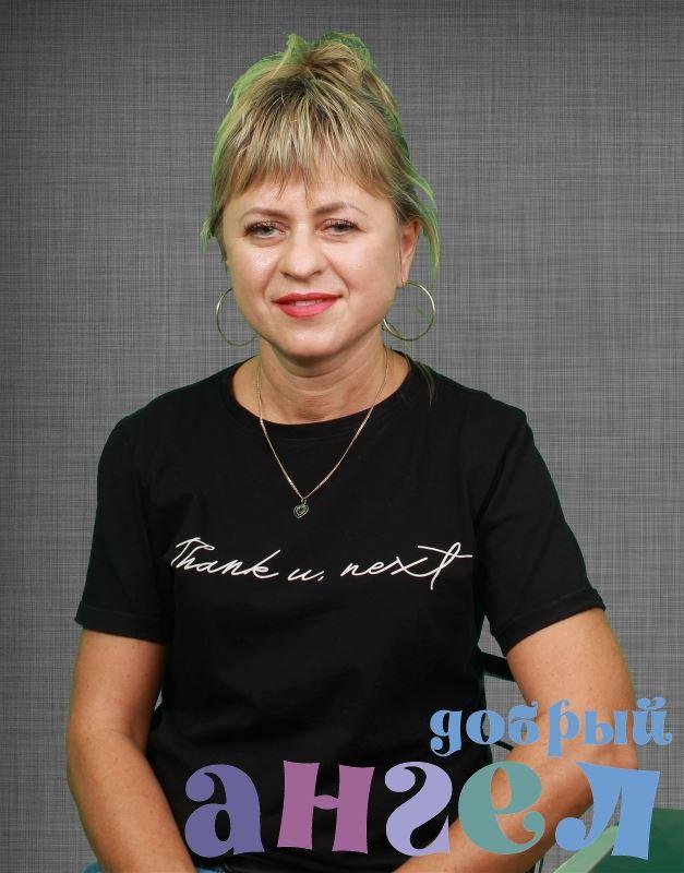 Домработница Лариса Егоровна