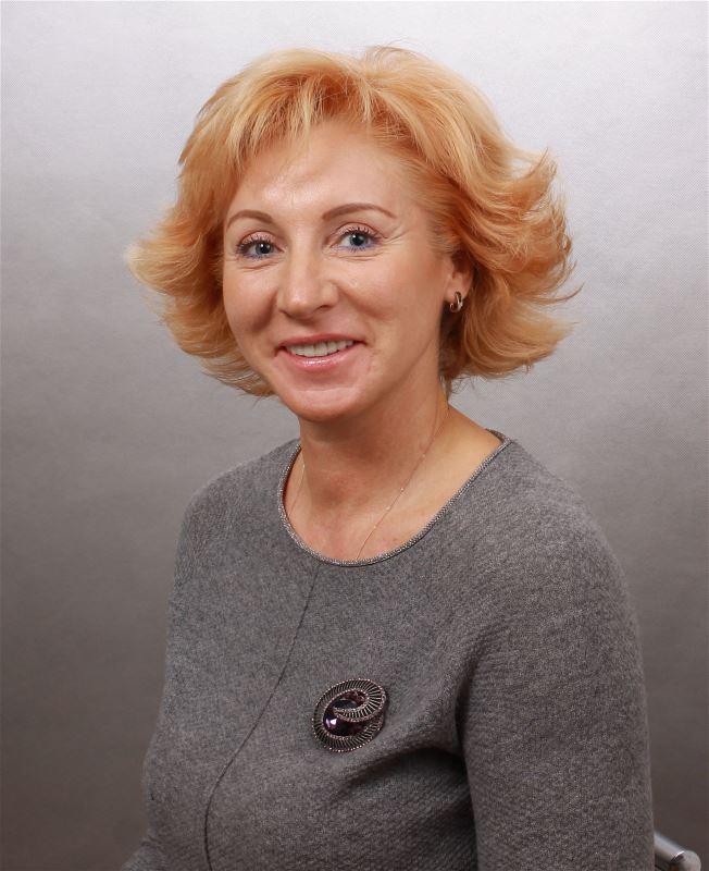 Управляющий Марина Владимировна