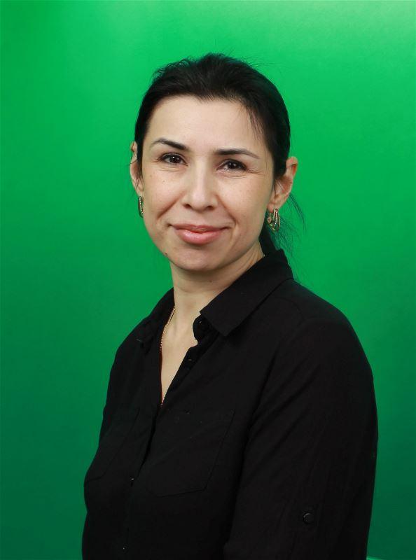 Домработница Гули Акрамжановна