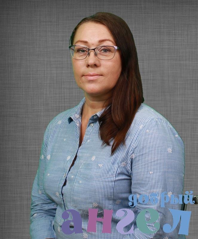 Няня Ирина Николаевна