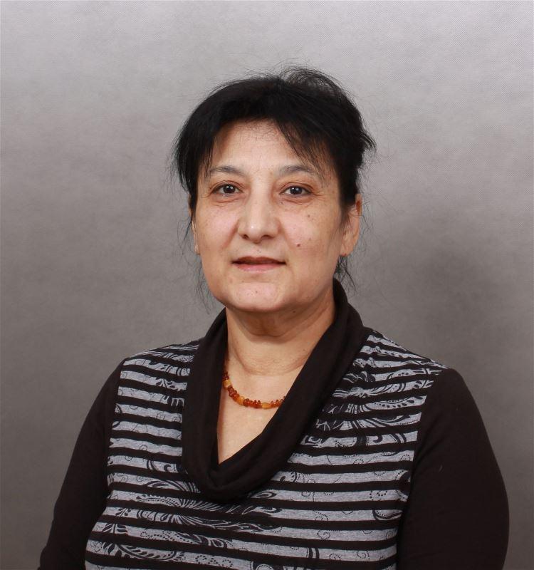 Домработница Дилбар Убайдуллаевна