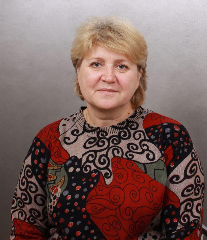 Домработница Валентина Ивановна