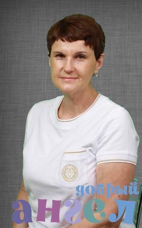 Гувернантка Елена Александровна