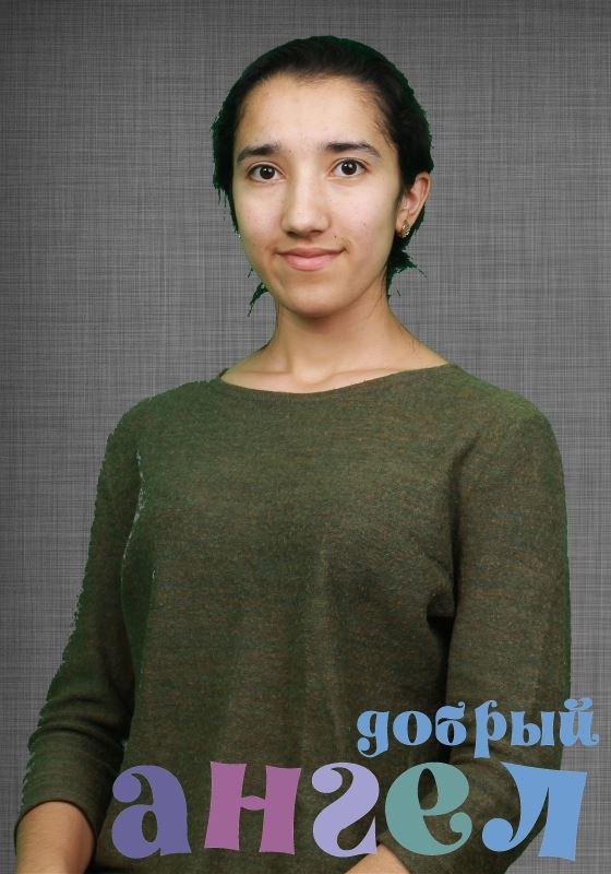 Домработница Фарангиз Исмаил кызы
