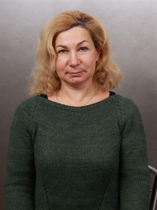 Домработница Елена Михайловна