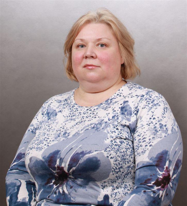 Домработница Марина Алексеевна