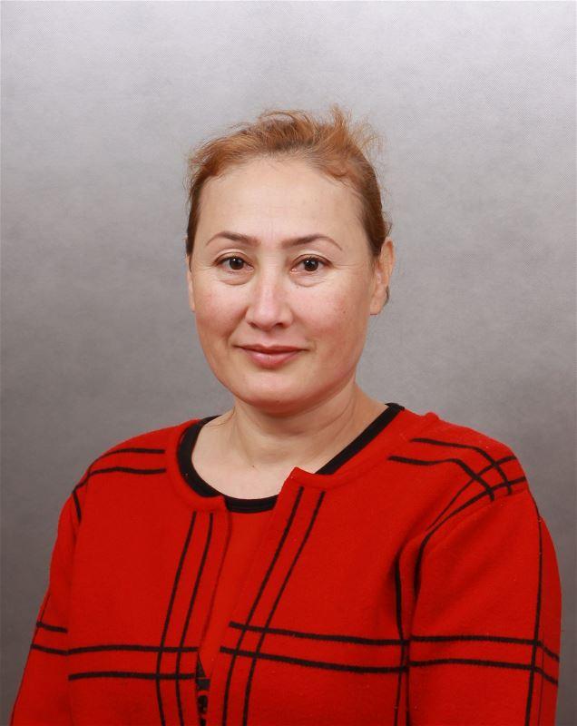 Домработница Санобар Куридиновна