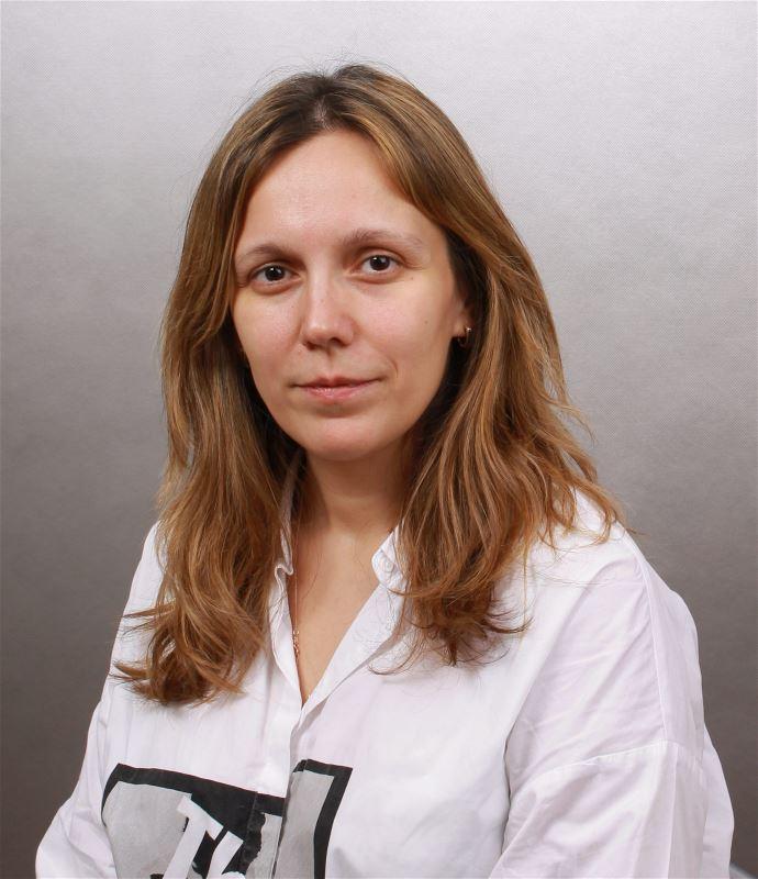 Гувернантка Александра Владимировна