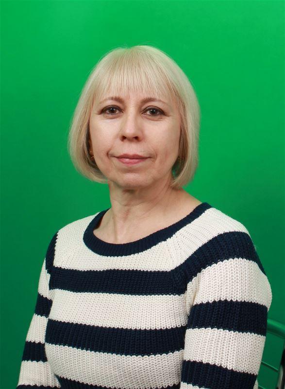 Няня Эльмира Аруновна