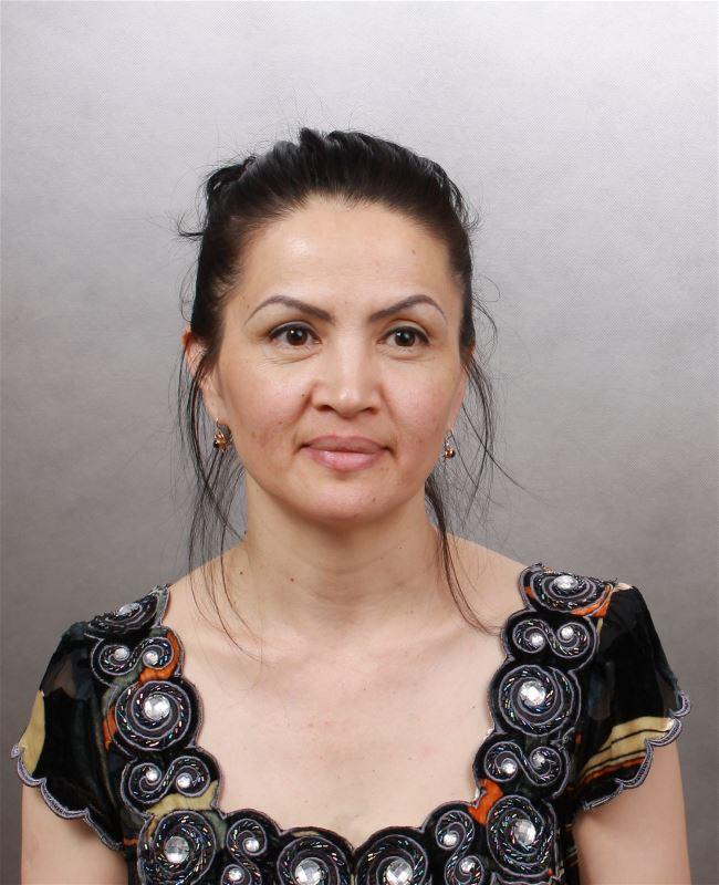 Домработница Шахло Ахмеджоновна