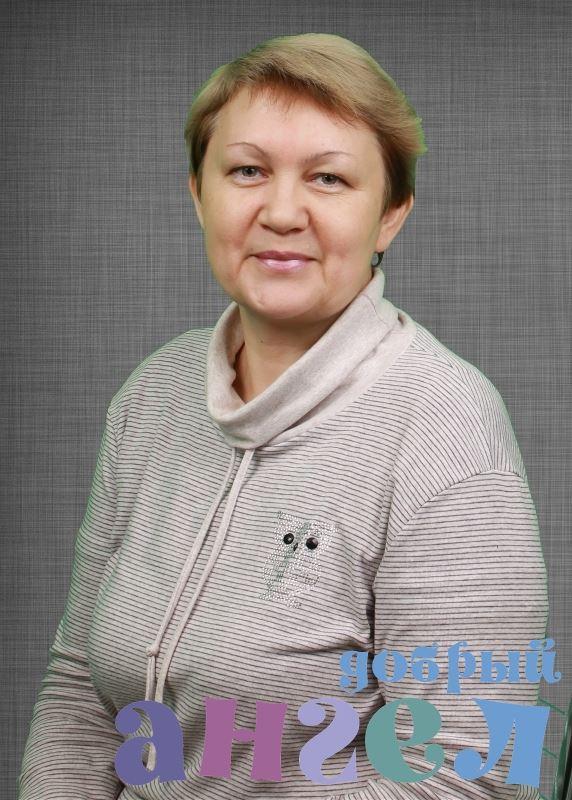 Гувернантка Гузял Рустямовна