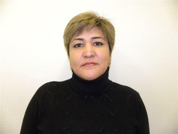 Домработница Нигина Хайдаровна
