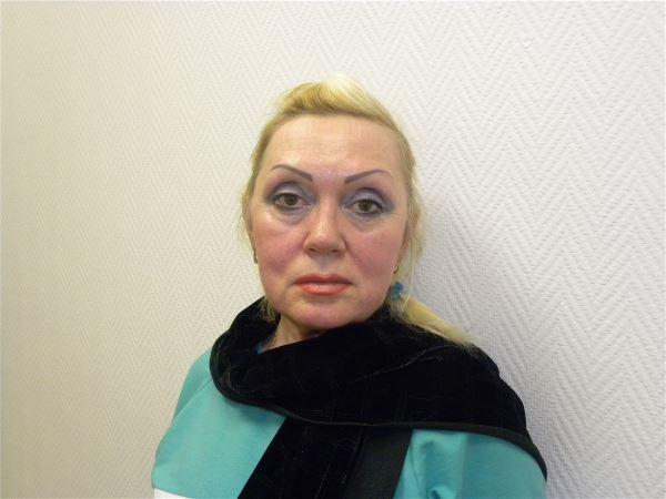 Домработница Людмила Григорьевна