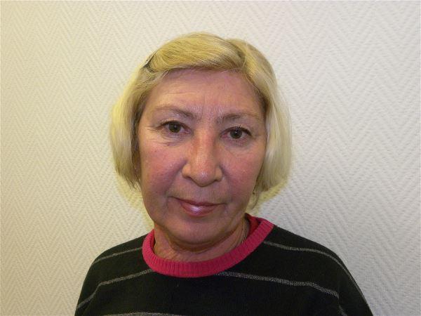 Домработница Лидия Константиновна