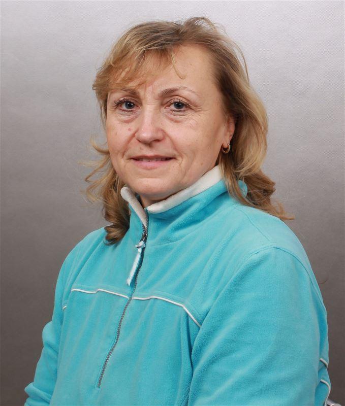 Домработница Алевтина Вячеславовна