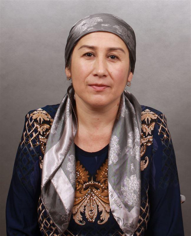 Домработница Хакима Хамидовна