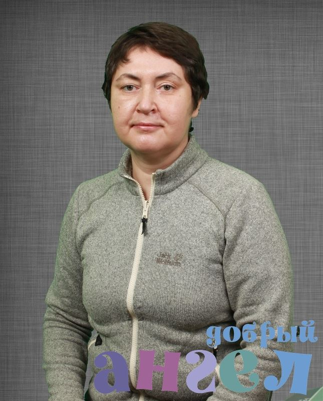 Домработница Елена Львовна