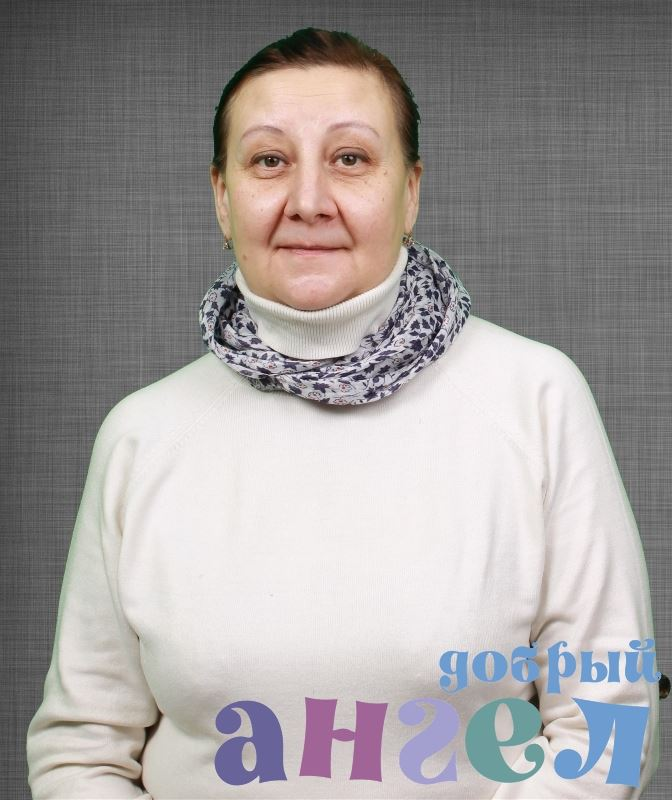 Няня Лилия Николаевна