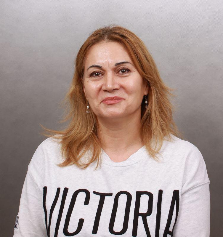 Домработница Патимат Каримовна