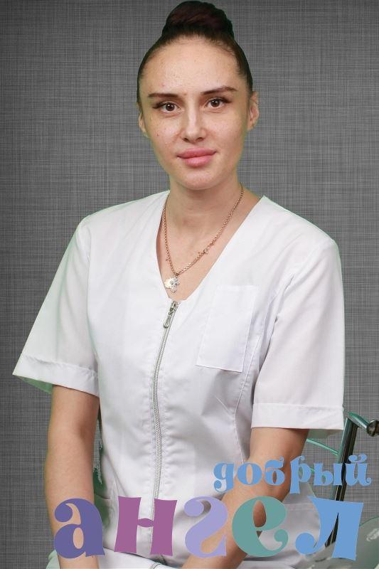 Сиделка Марина Юрьевна