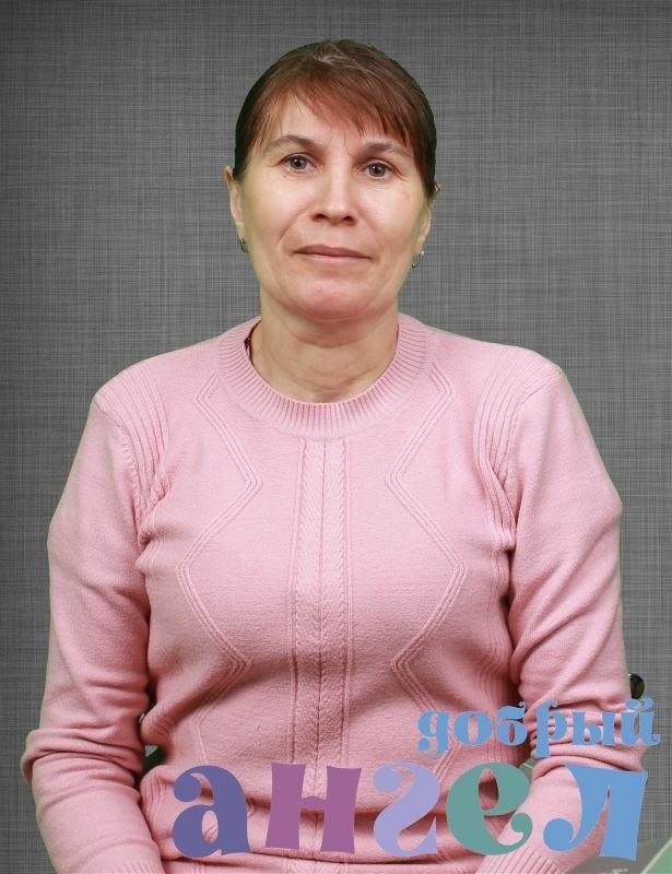 Домработница Дина Леонидовна