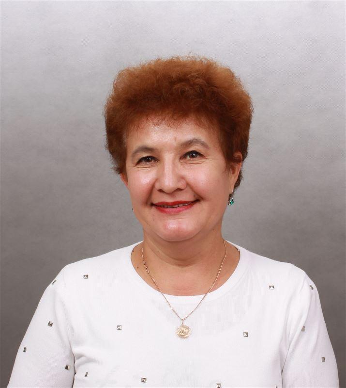Домработница Инзиля Гарифяновна