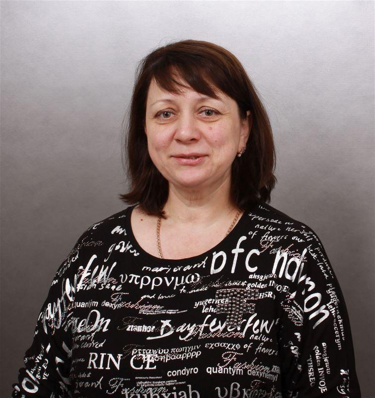 Домработница Оксана Николаевна