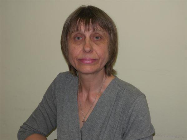 Домработница Жанна Петровна