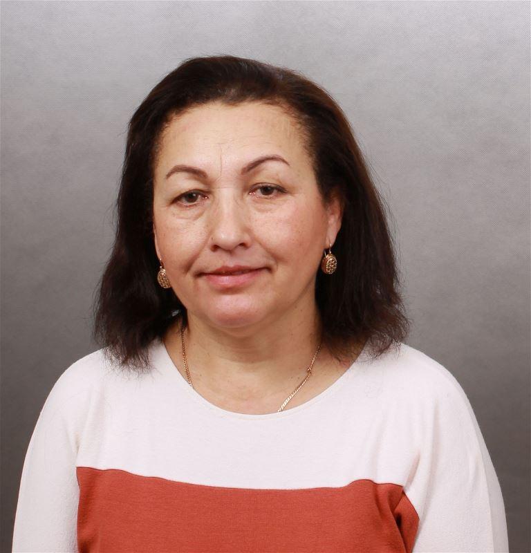 Домработница Альбина Константиновна