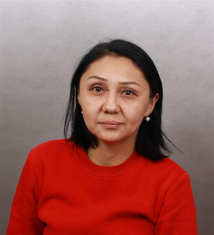 Домработница Нурила Маматкуловна
