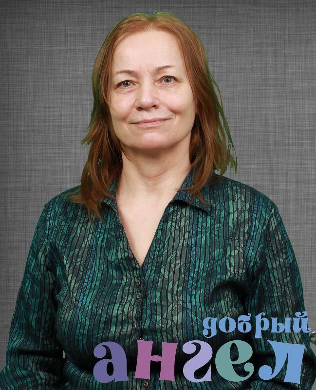 Домработница Валентина Димитриевна
