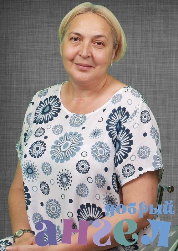 Няня Лариса Львовна